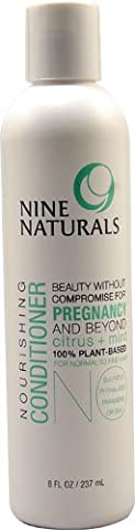 Nine Naturals Nourishing Conditioner Citrus plus Mint -- 8 fl oz - 2pc (Nine Naturals Conditioner)