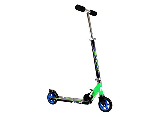 Price comparison product image Mayhem Swift Kids Kick Scooter with Adjustable Handle Bar and F