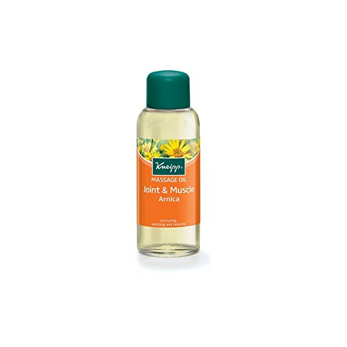 Kneipp Joint and Muscle Arnica Massage Oil (100ml) (Pack of 6) - クナイプの関節や筋肉アルニカマッサージオイル(100ミリリットル) x6 [並行輸入品] B071DQ79GR
