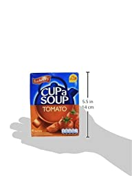Batchelors Cup A Soup Tomato 4S 93G by Premier Foods