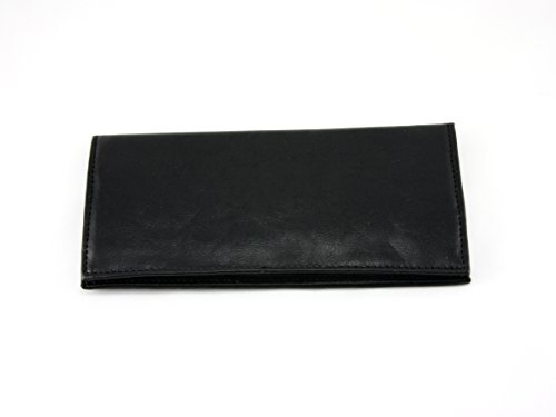 Skyway Black Tobacco Pouch Case (Tobacco Pouch Black Leather)