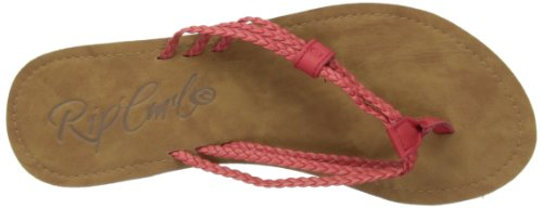 Rip Red IVY Womens Tan Curl Sandals Thong rCwrHZq