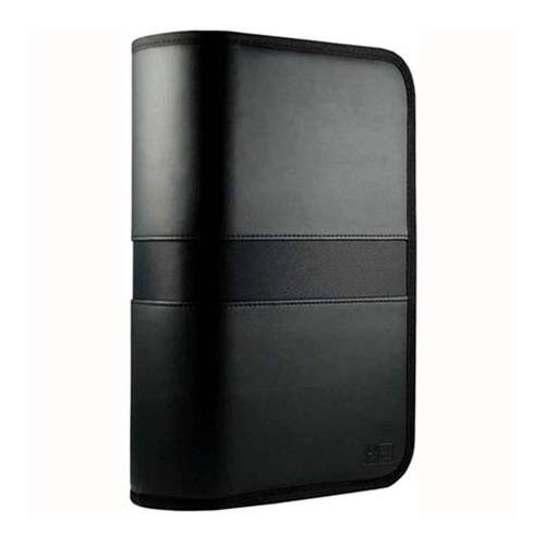 Case Logic EKW-112 112 Capacity Koskin CD Case (Black) (Capacity Koskin Cd Dvd)