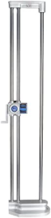 Mitutoyo 192-133 Dial Height Gauge, 0-1000mm Range, 0.01mm Resolution, +/-0.07mm Accuracy, 17.0kg Mass