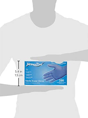 Nitrile Exam Gloves, Non Latex, Powder-Free