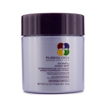 pureology hydrate hydra whip masque review