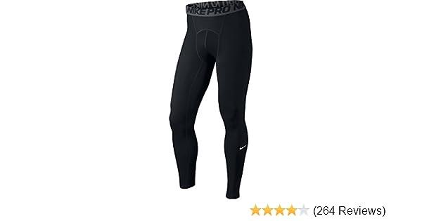 6e32fc7437 Amazon.com : NIKE Men's Pro Tights : Clothing