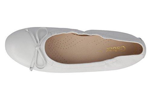 Gabor 44.120 Donne Ballerine Bianche