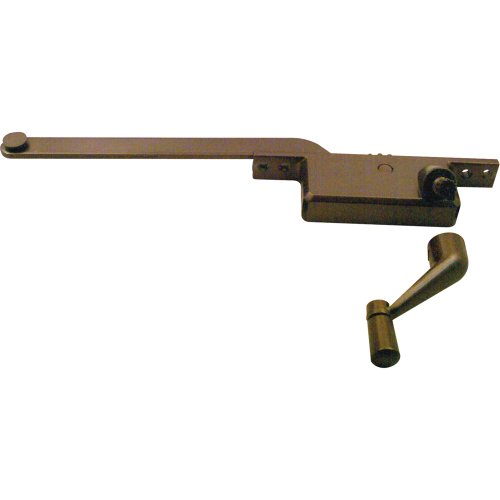 - Prime-Line Products H 3522 Casement Operator, 8-Inch Square Type, Right Hand, Bronze