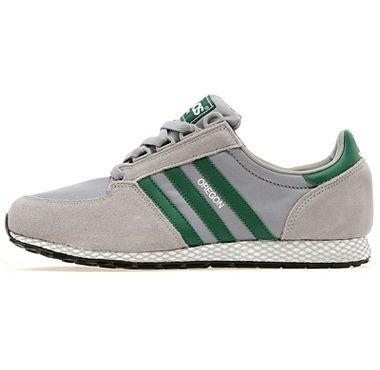 adidas adidas oregon - Zapatillas de cuero para hombre ALUMI2/DGREEN/BLACK1 8 UK: Amazon.es: Zapatos y complementos