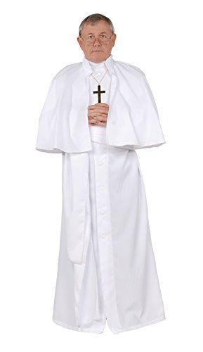 Catholic Pope Size XX-Large -