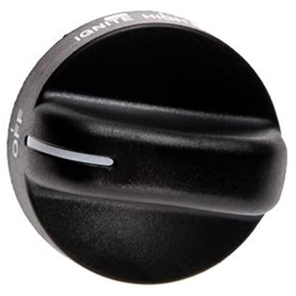 8522626 Whirlpool Range Oven Stove Cooktop Burner Control Knob Bisque