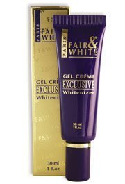 [Fair & White Exclusive Gel Creme Whitenizer #08003] (Exclusive Whitenizer Gel)