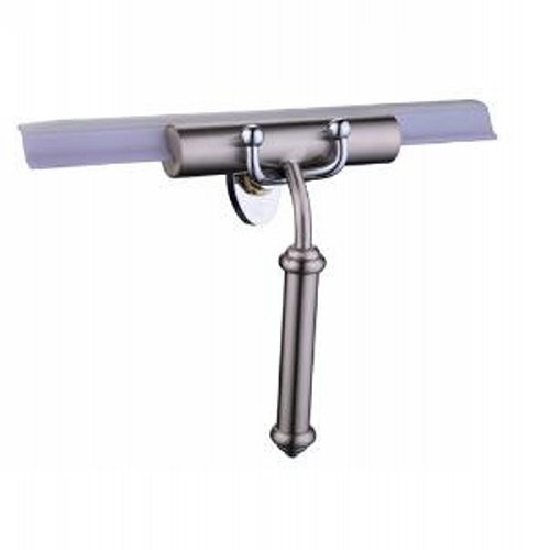 Smooth Handle Squeegee Finish: Polished Brass