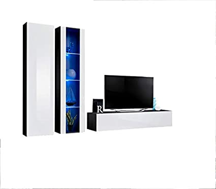 Idea AIR A Modern Wall Units/AIR A Entertainment Center/Modern Design  Furniture With