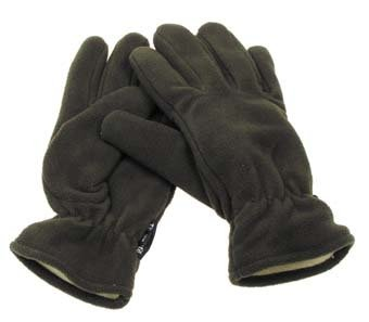 Polar-guantes, colour verde, forro Thinsulate GR: S-XXL, color , tamaño M