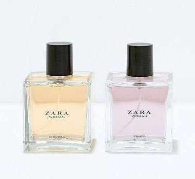 Zara Woman Eau De Toilette Oriental + Fruity EDT 100 ml (3.4 fl oz)