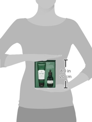 The Body Shop Tea Tree Rescue Kit Gift Set by The Body Shop (Image #6)