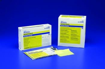 Xeroform Petrolatum Gauze Dressing, Xeroform Drs Non-Adh 2X2 in, (1 CASE, 150 EACH) - Xeroform Petrolatum Gauze Dressing Case