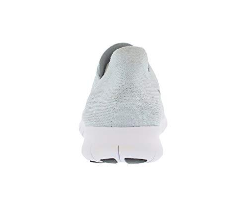 Zapatillas De Nike Silver Platinum metallic Miler Para Hombre Deporte Pure FS5qpxw5