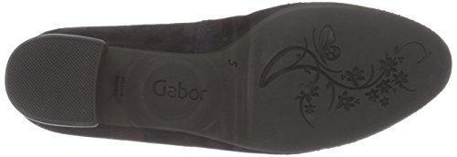 Gabor Shoes Comfort, Zapatos de Tacón para Mujer Azul (pazifik 26)