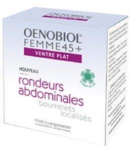 Oenobiol Femme (Femme) 45 + ventre plat 60 capsules