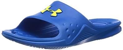 Under Armour Men's UA Locker Slides 7 BLUE JET