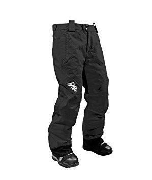 HMK HM7PHUS2WB2X Dakota Womens Pants , Distinct Name: Black, Gender: Womens, Primary Color: Black, Size: 2XL by HMK