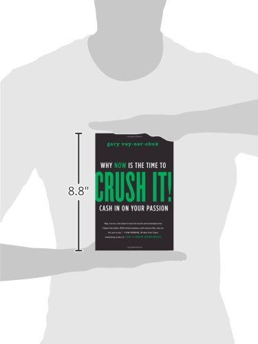 Large Product Image of Crush It!: Why NOW Is the Time to Cash In on Your Passion
