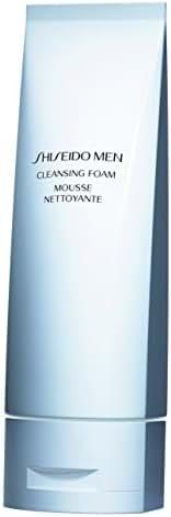 Shiseido Men Cleansing Foam Cleanser for Men, 125ml/4.6oz