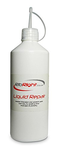 Sealant for Pourous Tubes & Minor leeks 500ml RIB & Inflatable boat