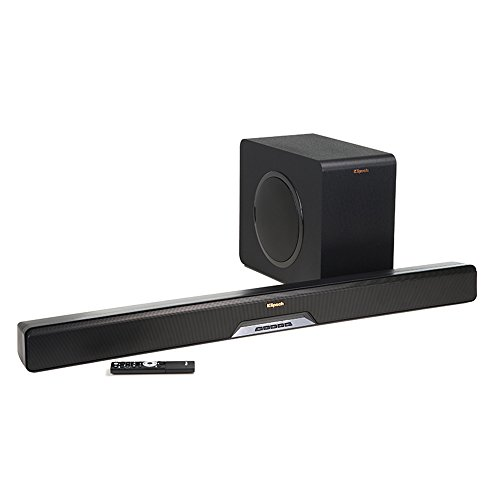 Klipsch RSB-11 Reference Sound Bar with Wireless Subwoofer