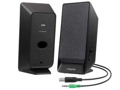 Creative A50 2.0 Speaker Usb Black