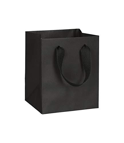 Broadway Black Manhattan Eco Euro-Shoppers, 5 x 4 x 6