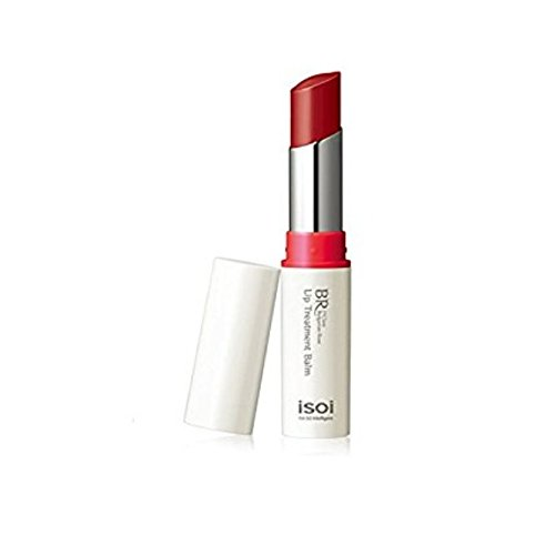 isoi 1st Class Bulgarian Rose Lip Treatment Balm – Pure Red Review