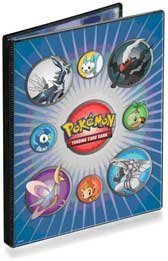 Ultra Pro Pokemon Diamond & Pearl Card Supplies Darkrai & Friends 4-Pocket Binder [Hardcover]