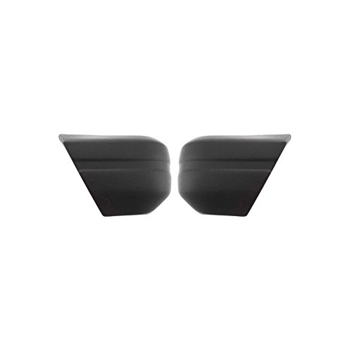 Bumper End compatible with Jeep Cherokee 84-96 Front Left and Right Side Textured