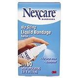 No-Sting Liquid Bandage Spray, .61oz by Reg