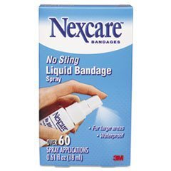 No-Sting Liquid Bandage Spray, .61oz by Reg
