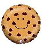 "Adorable Chocolate Chip Cookie 21"" Mylar Balloon"