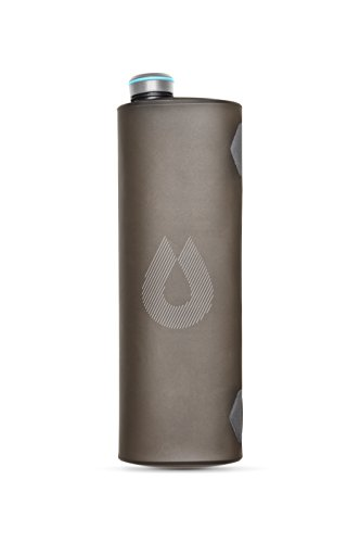 Hydrapak Seeker Water Bottle Ultralight Storage Mammoth Grey