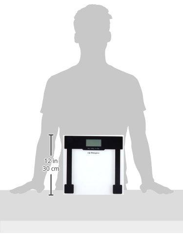 Orbegozo PB 2210 - Bascula de baño electrónica: Amazon.es: Salud y cuidado personal