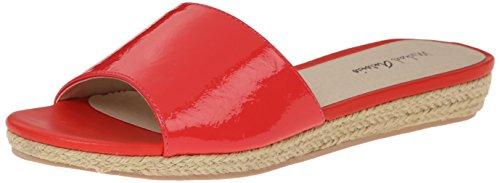 UPC 886544366778, Michael Antonio Women's Dex-PAT Espadrille Sandal, Red, 7 M US