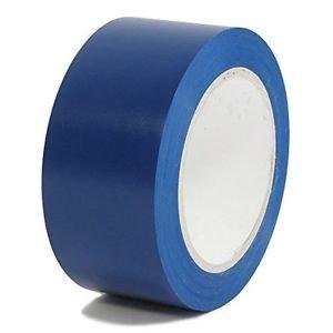 SEAMEC Vinyl Floor Marking Tape Blue 48mm X 30Metres Pack of 1 (B07P9YHBZD) Amazon Price History, Amazon Price Tracker