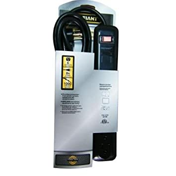 Review 6 Outlet Surge with
