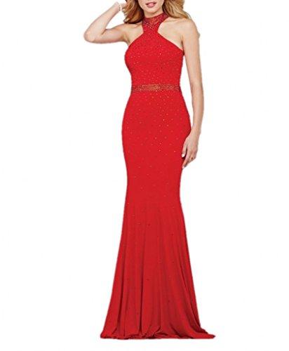 Royaldress Damen Spitze Pailletten schmaler Schnitt Abendkleider Formalkleider celebritykleider Lang