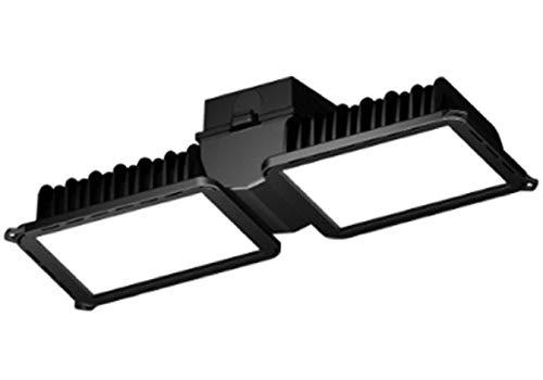 (Shat-R-Shield 070LV50 Incoplas LED Vapor Tight Luminaire, 70W, 5000K, w/ 6feet Lighting Whip )