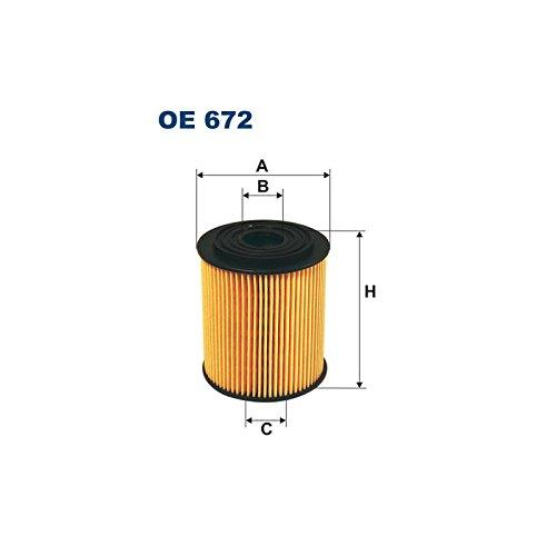 FILTRON Ölfilter OE672//5 für BMW