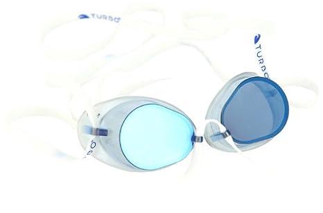 Turbo Grenoble - Gafas de natación, color azul cielo: Amazon.es: Deportes y aire libre