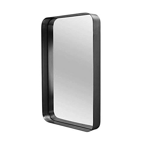 Bathroom mirror European Style, Wrought Iron Wall Mirror, HD Imaging, Perfect Makeup -